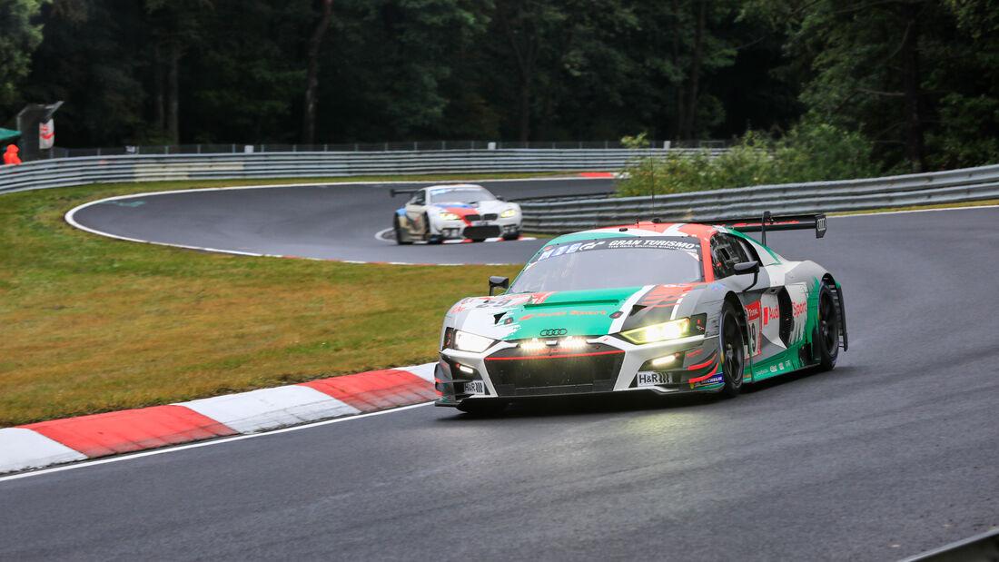 Audi R8 LMS GT3 - Startnummer 29 - 24h Rennen Nürburgring - Nürburgring-Nordschleife - 27. September 2020