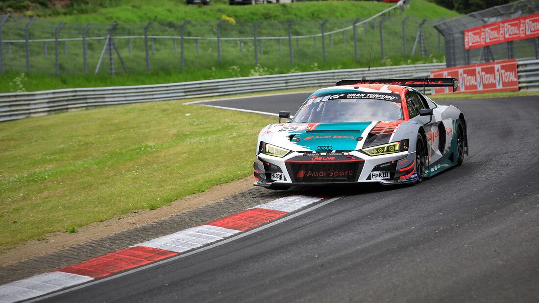 Audi R8 LMS GT3 - Startnummer 29 - 24h Rennen Nürburgring - Nürburgring-Nordschleife - 3. Juni 2021