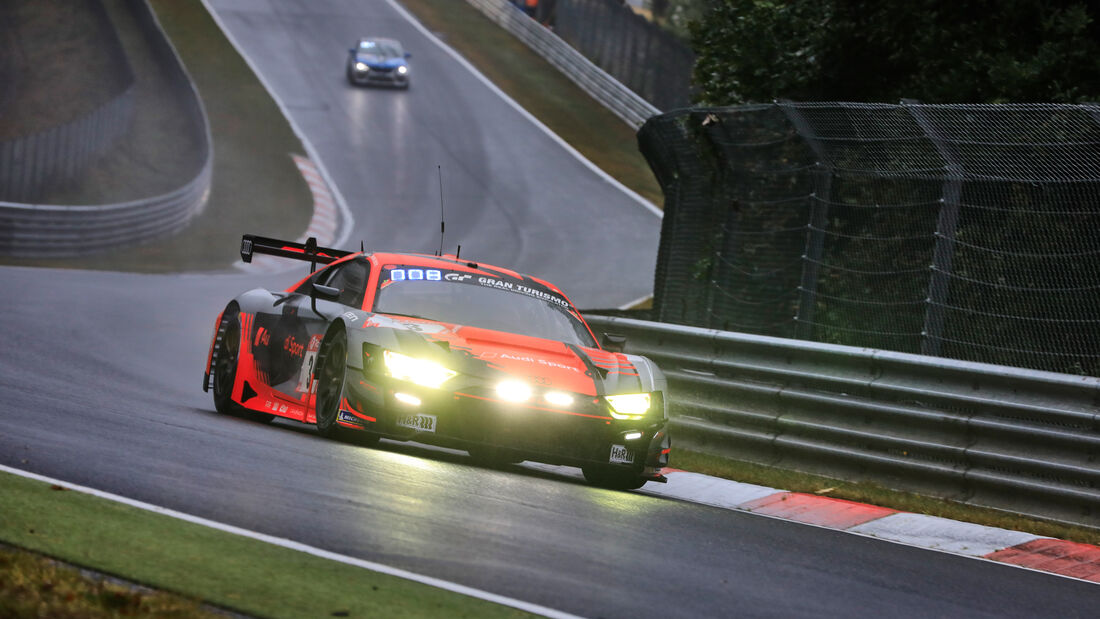 Audi R8 LMS GT3 - Startnummer 3 - 24h Rennen Nürburgring - Nürburgring-Nordschleife - 26. September 2020