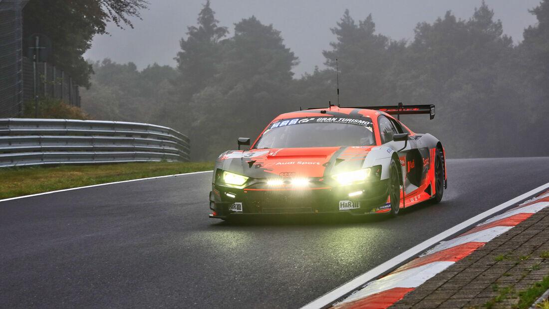 Audi R8 LMS GT3 - Startnummer 3 - 24h Rennen Nürburgring - Nürburgring-Nordschleife - 27. September 2020
