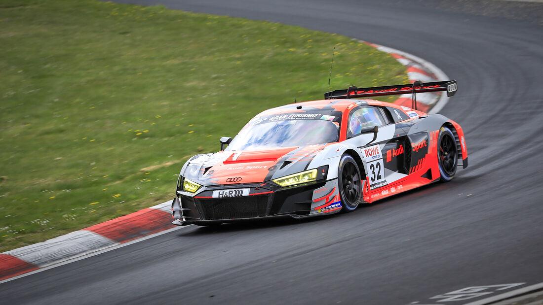 Audi R8 LMS GT3 - Startnummer #32 - Audi Sport Team Car Collection - SP9 Pro - NLS 2021 - Langstreckenmeisterschaft - Nürburgring - Nordschleife