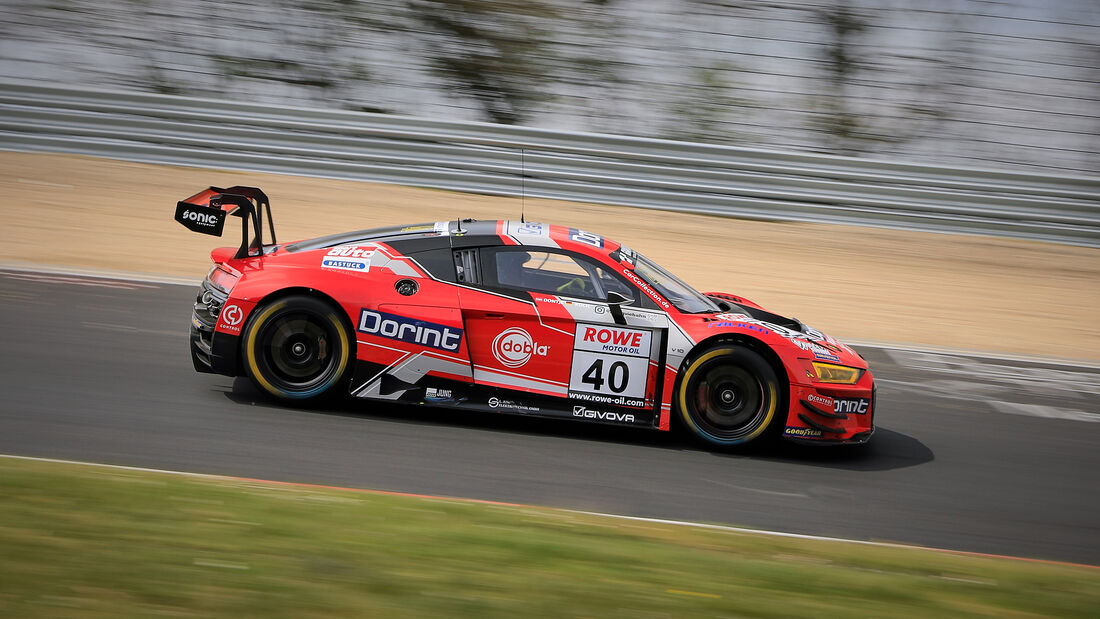 Audi R8 LMS GT3 - Startnummer #40 - Car Collection Motorsport - SP9 Pro-Am - NLS 2021 - Langstreckenmeisterschaft - Nürburgring - Nordschleife