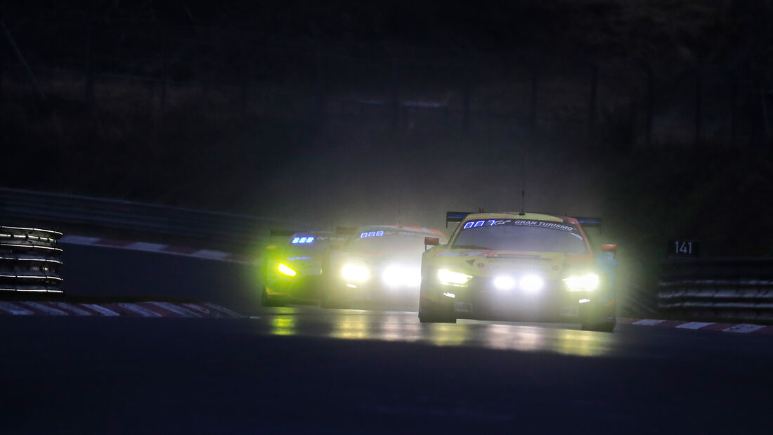 Audi R8 LMS GT3 - Startnummer 5 - 24h Rennen Nürburgring - Nürburgring-Nordschleife - 26. September 2020