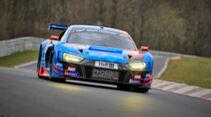 Audi R8 LMS GT3 - Startnummer #5 - Phoenix Racing - SP9 Pro - NLS 2021 - Langstreckenmeisterschaft - Nürburgring - Nordschleife