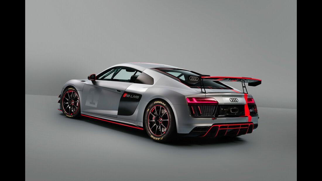 Audi R8 LMS GT4 - Rennwagen - V10-Motor