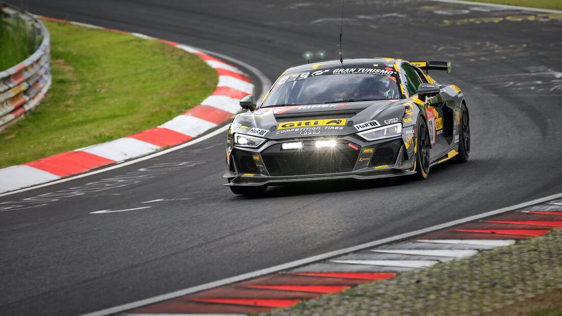 Audi R8 LMS - Giti Tire Motorsport by WS Racing - Startnummer 53 - 24h Rennen Nürburgring - Nürburgring-Nordschleife - 4. Juni 2021