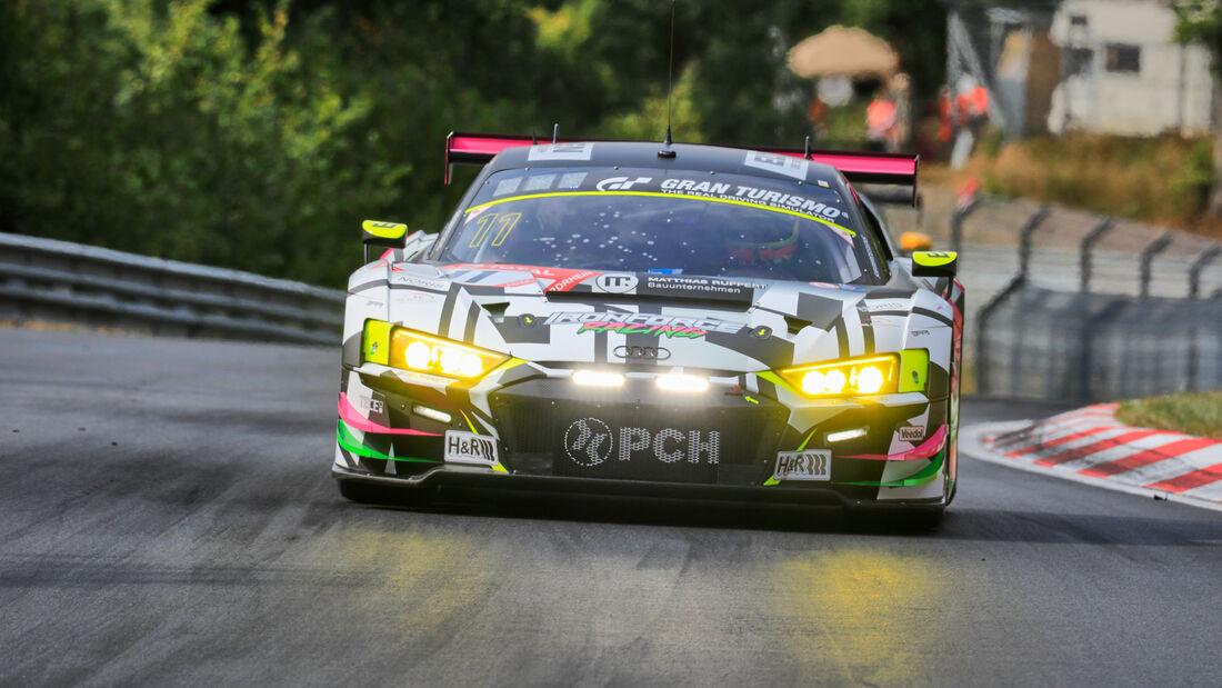 Audi R8 LMS - IronForce Racing - Startnummer #11 - Klasse: SP9 Pro-Am - 24h-Rennen - Nürburgring - Nordschleife - 24. bis 27. September 2020