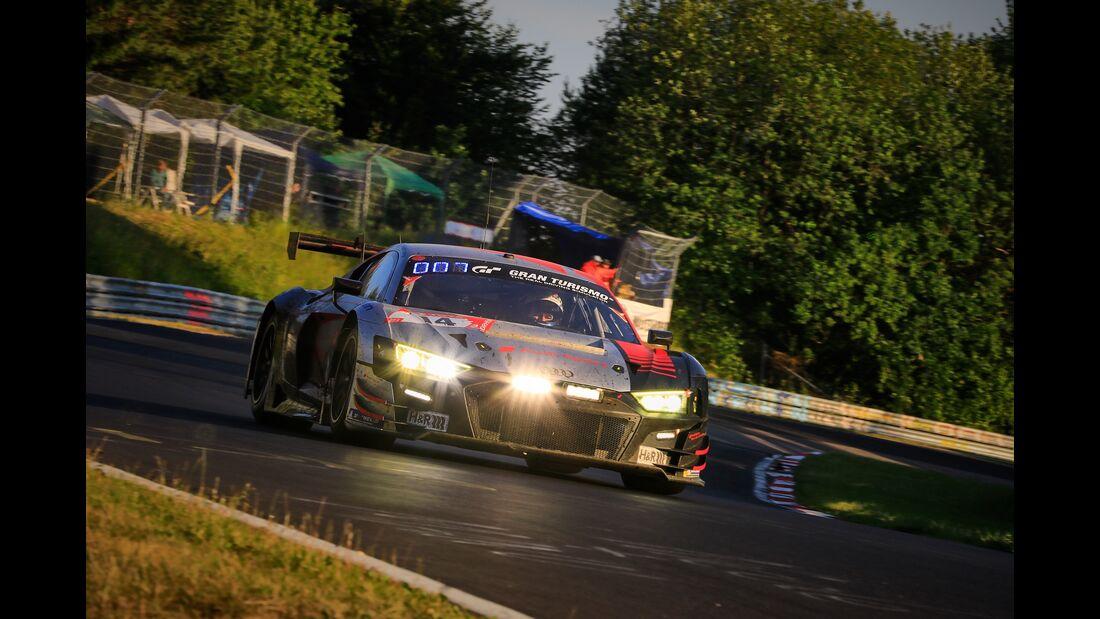 Audi R8 LMS - Startnummer #14 - 24h Rennen Nürburgring - Nürburgring-Nordschleife - 23. Juni 2019