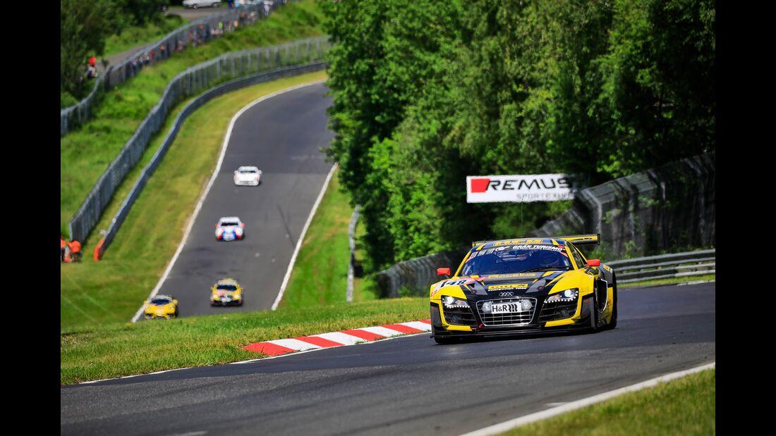 Audi R8 LMS - Startnummer #148 - 24h Rennen Nürburgring - 21. Juni 2019