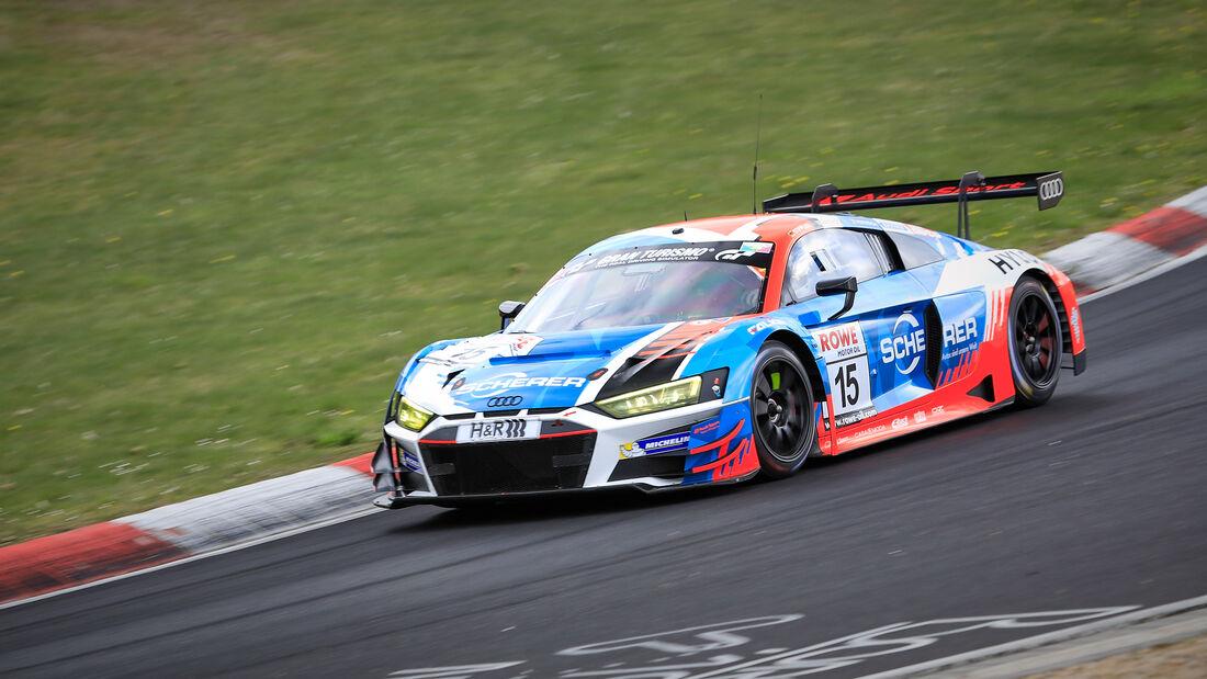 Audi R8 LMS - Startnummer #15 - Audi Sport Team Phoenix - NLS 2021 - Langstreckenmeisterschaft - Nürburgring - Nordschleife