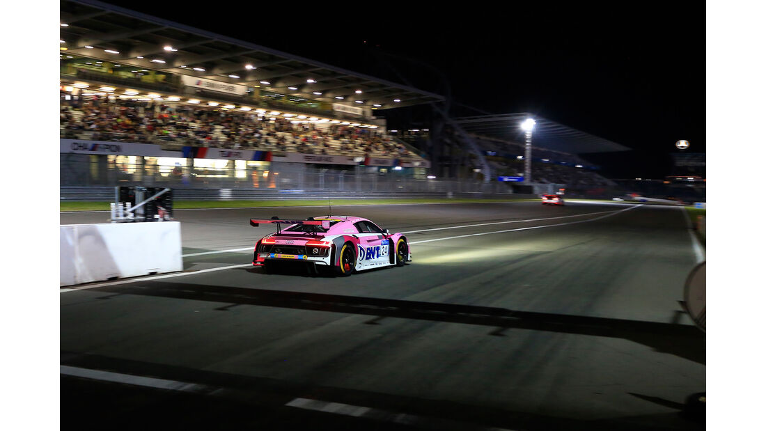 Audi R8 LMS - Startnummer #24 - 24h-Rennen Nürburgring 2018 - Nordschleife - 12.5.2018