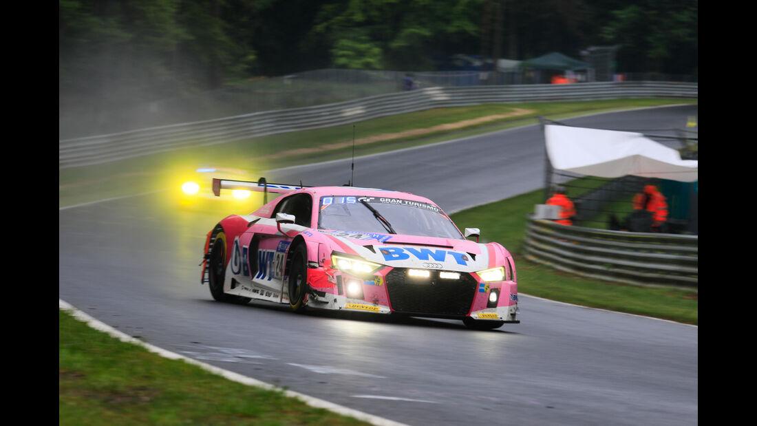 Audi R8 LMS - Startnummer #24 - 24h-Rennen Nürburgring 2018 - Nordschleife - 13.5.2018