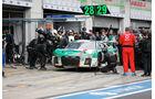 Audi R8 LMS - Startnummer #29 - 24h-Rennen Nürburgring 2017 - Nordschleife - Sonntag - 28.5.2017