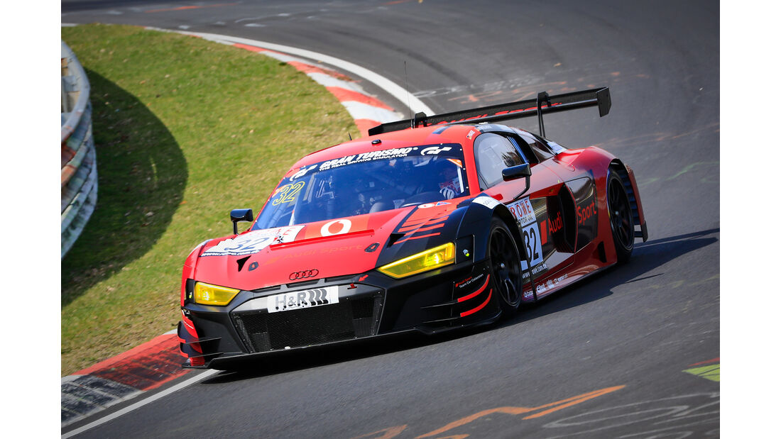 Audi R8 LMS - Startnummer #32 - Audi Sport Team Car Collection - SP9 Pro - VLN 2019 - Langstreckenmeisterschaft - Nürburgring - Nordschleife