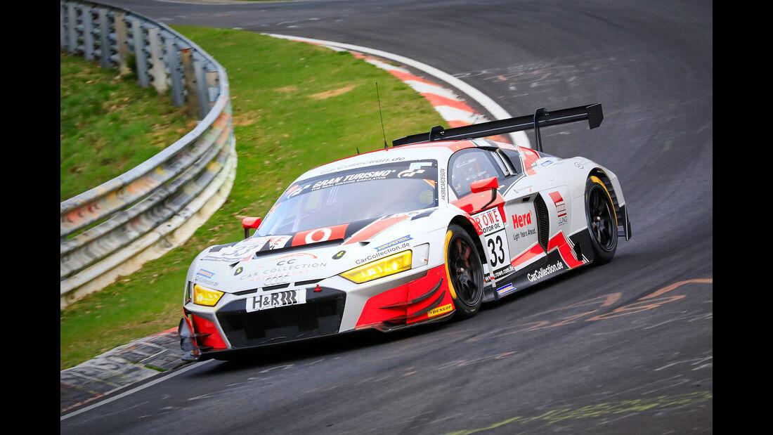 Audi R8 LMS - Startnummer #33 - Car Collection Motorsport - SP9 Am - VLN 2019 - Langstreckenmeisterschaft - Nürburgring - Nordschleife