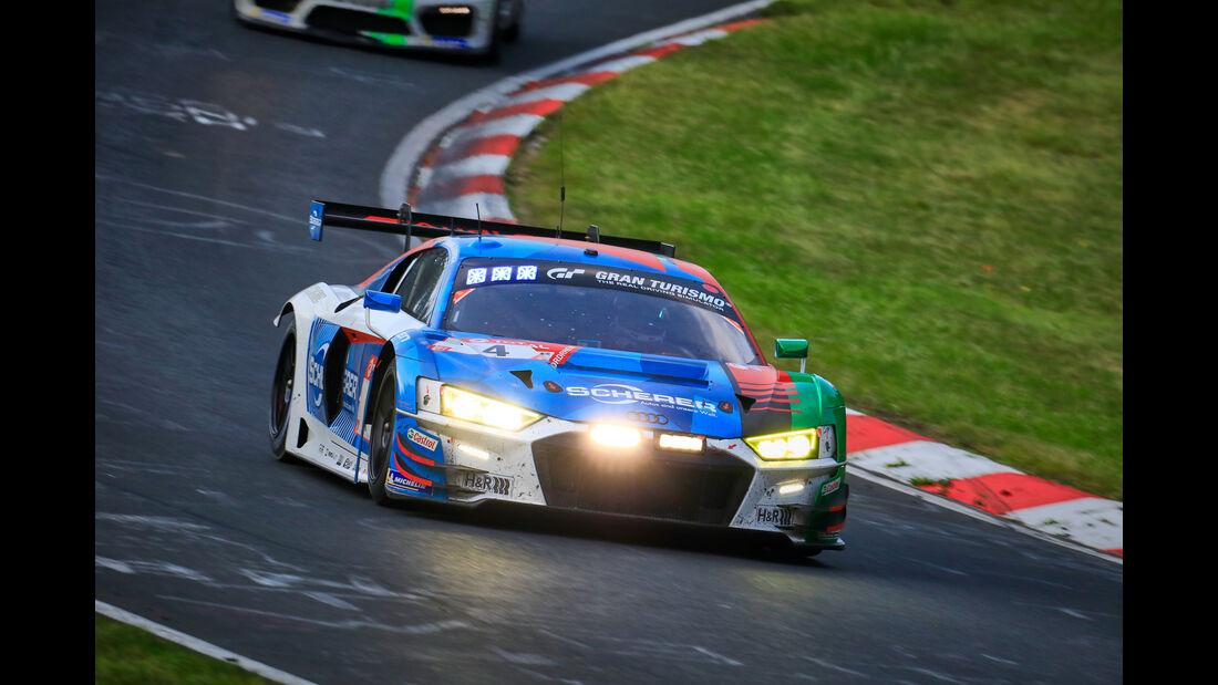 Audi R8 LMS - Startnummer #4 - 24h Rennen Nürburgring - 22. Juni 2019