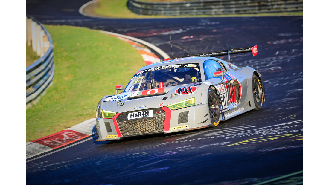 Audi R8 LMS - Startnummer #50 - Team Equipe vitesse - SP9 Am - VLN 2019 - Langstreckenmeisterschaft - Nürburgring - Nordschleife