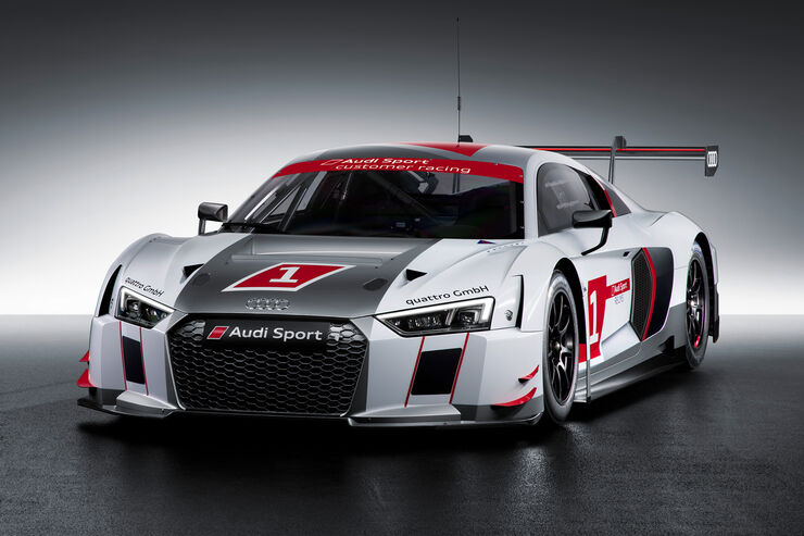 audi r8 lms auf dem autosalon genf neuer r8 im bulligen gt3 outfit auto motor und sport. Black Bedroom Furniture Sets. Home Design Ideas