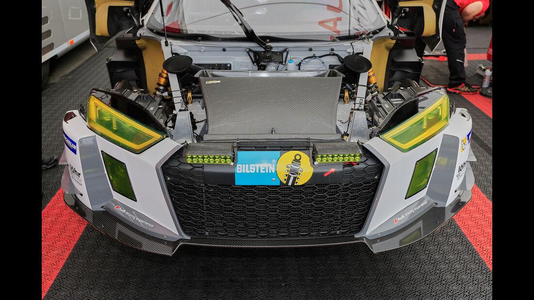 Audi R8 LMS - Technik - 24h-Rennen Nürburgring 2016 - Nordschleife