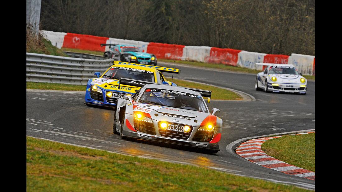 Audi R8 LMS Ultra, Renngeschehen