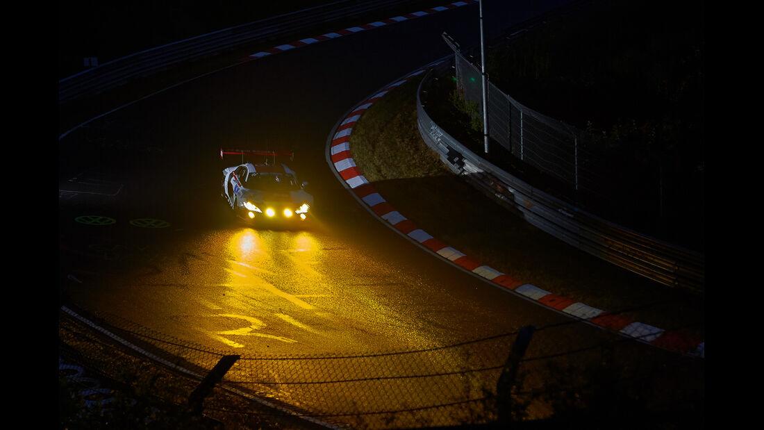 Audi R8 LMS ultra - 24h-Rennen Nürburgring 2014 -  Qualifikation 1