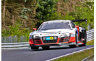 Audi R8 LMS ultra - Prosperia C.Abt Racing - 24h-Rennen Nürburgring 2014 - Top-30-Qualifying