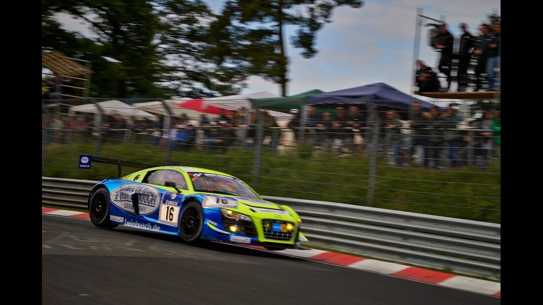Audi R8 LMS ultra - TwinBusch Motorsport - 24h-Rennen Nürburgring 2014 - Top-30-Qualifying