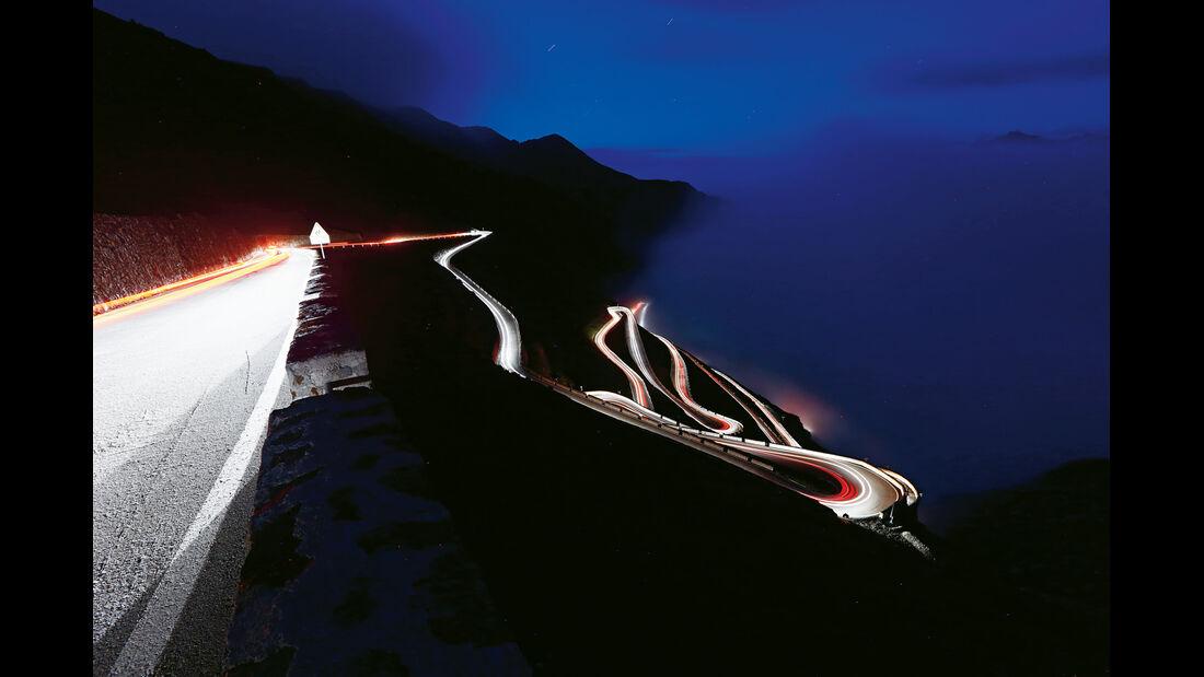 Audi R8 LMX, Nissan GT-R, Porsche 911 Turbo S, Impression