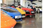 Audi R8 Spyder 5.2 FSI Quattro, Händler, Verkaufsräume
