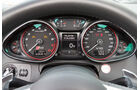 Audi R8 Spyder 5.2 FSI Quattro, Rundinstrumente