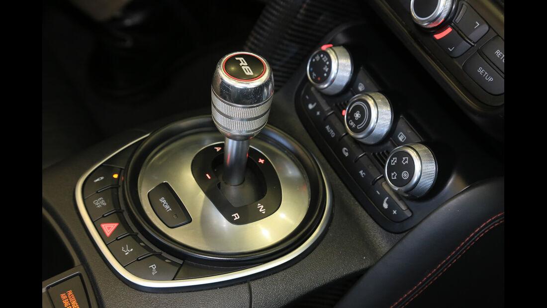 Audi R8 Spyder 5.2 FSI Quattro, Schaltung