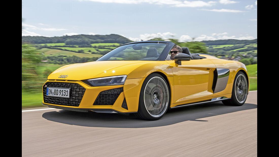 Audi R8 Spyder, Best Cars 2020, Kategorie H Cabrios