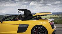 Audi R8 Spyder V10 Performance, Exterieur