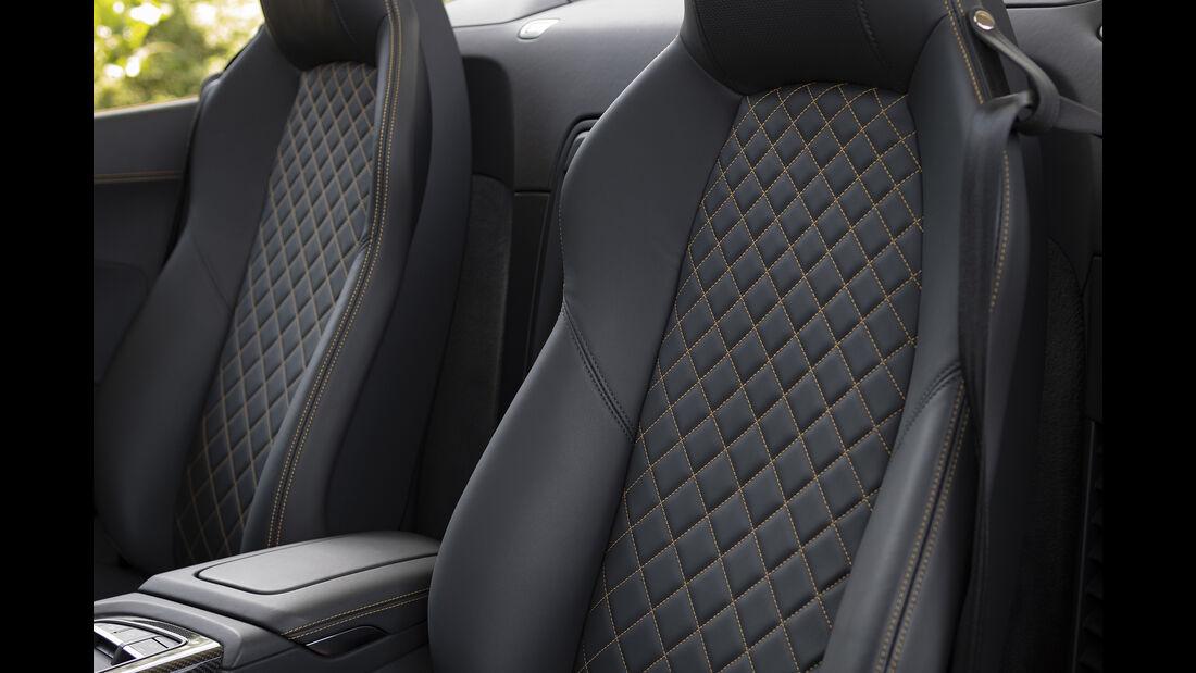 Audi R8 Spyder V10 Performance, Interieur