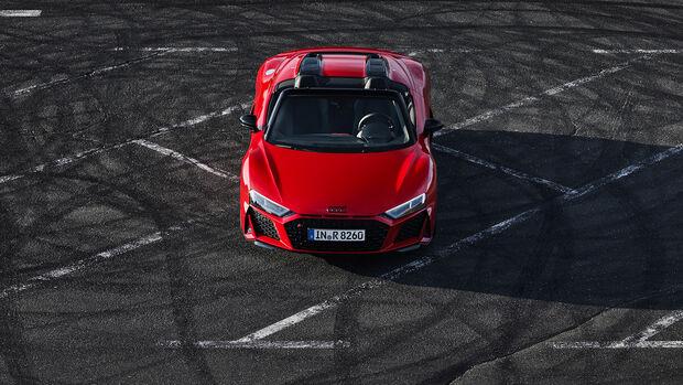 Audi R8 Spyder V10 RWD - Sportwagen - Coupé
