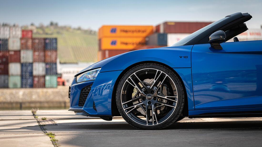 Audi R8 Spyder V10 RWD - Sportwagen - Heckantrieb