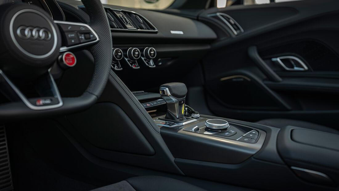 Audi R8 Spyder V10 RWD - Sportwagen - Heckantrieb - Innenraum
