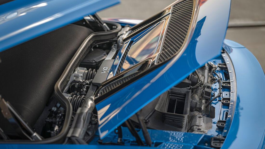 Audi R8 Spyder V10 RWD - Sportwagen - Heckantrieb - Saugmotor