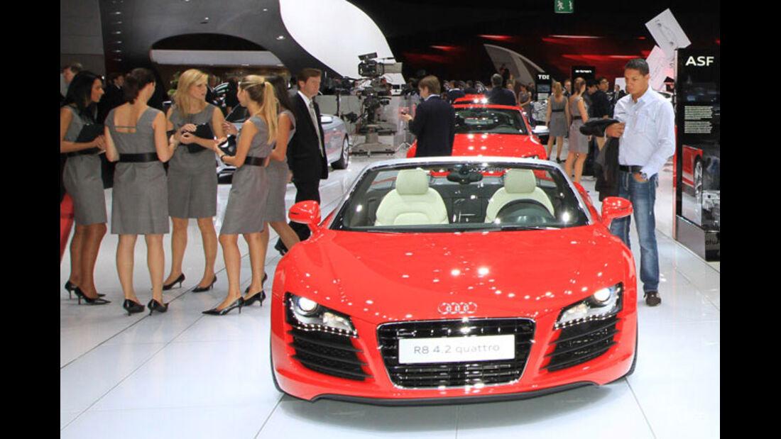 Audi R8 Spyder V8 4.2