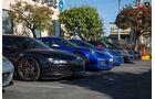 Audi R8 - Supercar-Show - Newport Beach - Oktober 2016