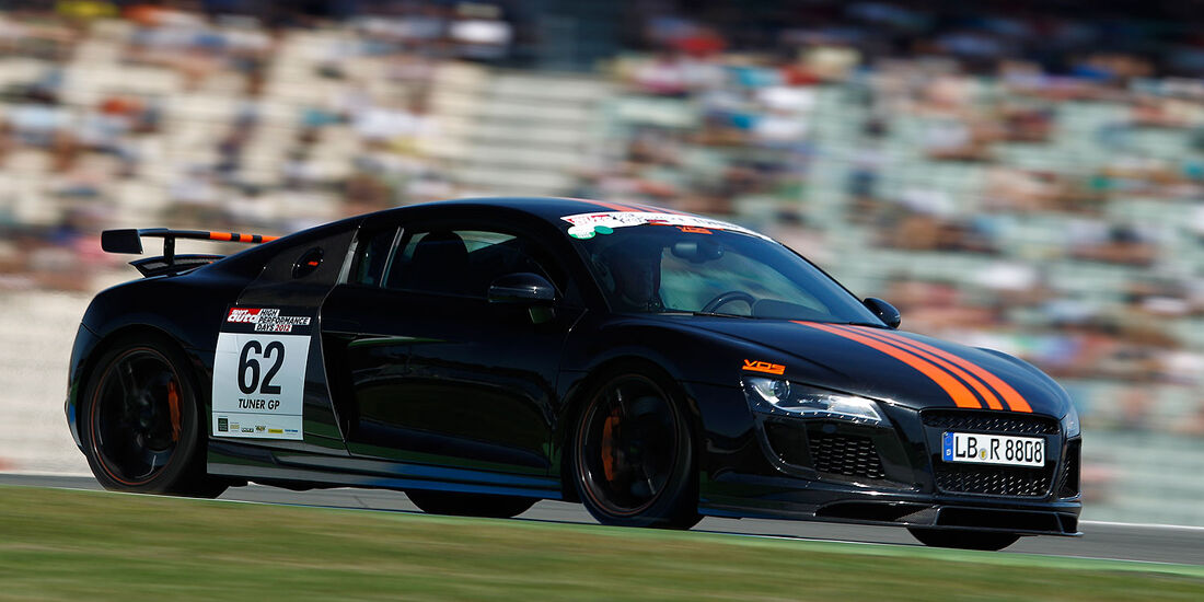Audi R8, TunerGP 2012, High Performance Days 2012, Hockenheimring