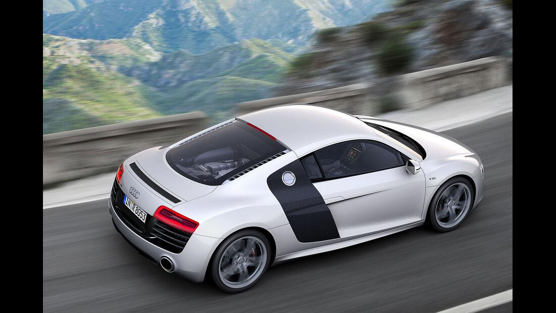Audi R8 V10 5.2 FSI 2012