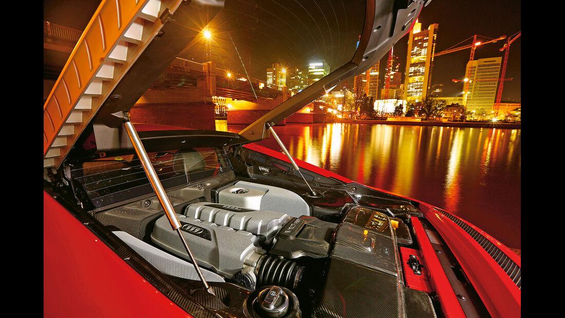 Audi R8 V10 5.2 FSI Quattro,