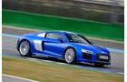 Audi R8 V10, Audi R8 5.2 FSI Quattro, Seitenansicht