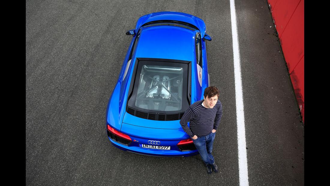 Audi R8 V10, Audi R8 5.2 FSI Quattro, Stefan Helmreich