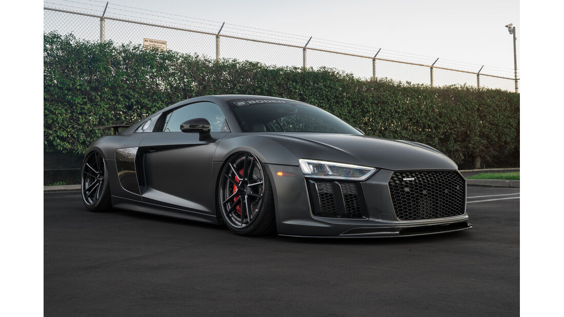 Audi R8 V10 - Boden Autohaus