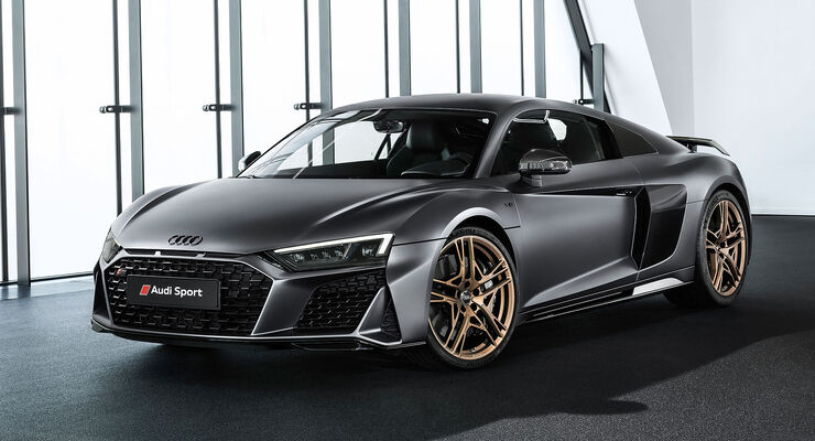 audi r8 v10 decennium audi feiert zehn jahre v10 motor. Black Bedroom Furniture Sets. Home Design Ideas
