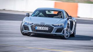 Audi R8 V10 Performance, Drift