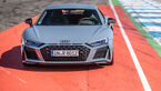 Audi R8 V10 Performance, front