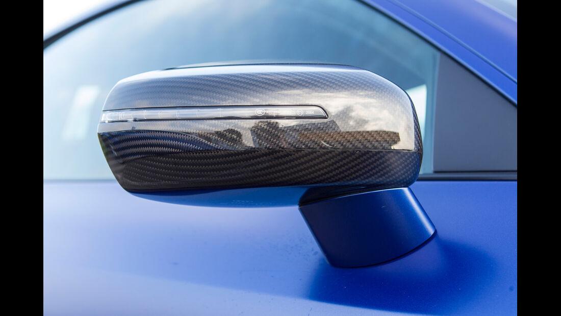Audi R8 V10 Plus, Aussenspiegel